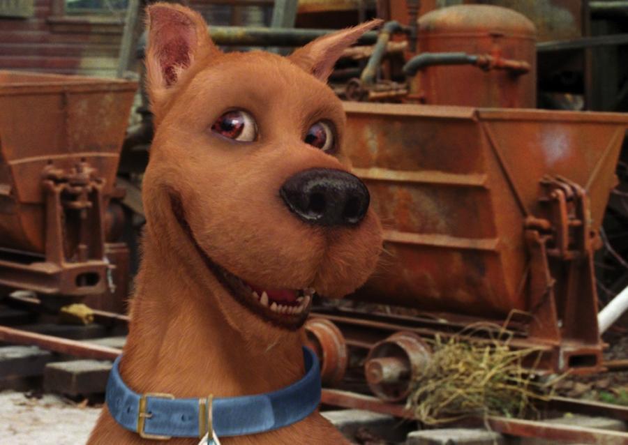 Scooby-Doo znowu w kinie