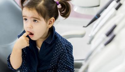 Coraz więcej dzieci ma próchnicę