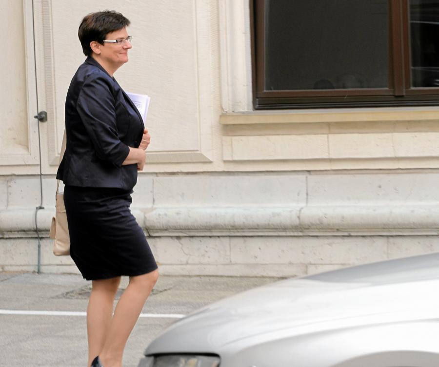 Minister edukacji narodowej Krystyna Szumilas