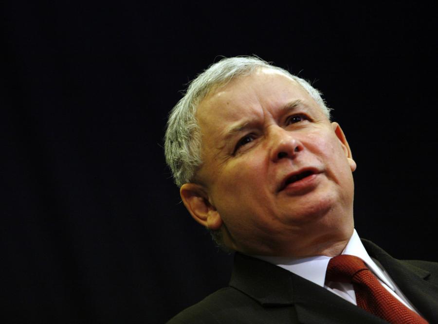 Przemówienie  Jarosława Kaczyńskiego na Kongresie PiS