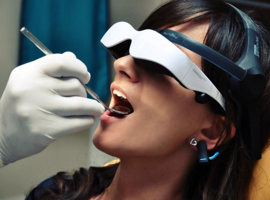 Coś dla osób cierpiących na dentofobię