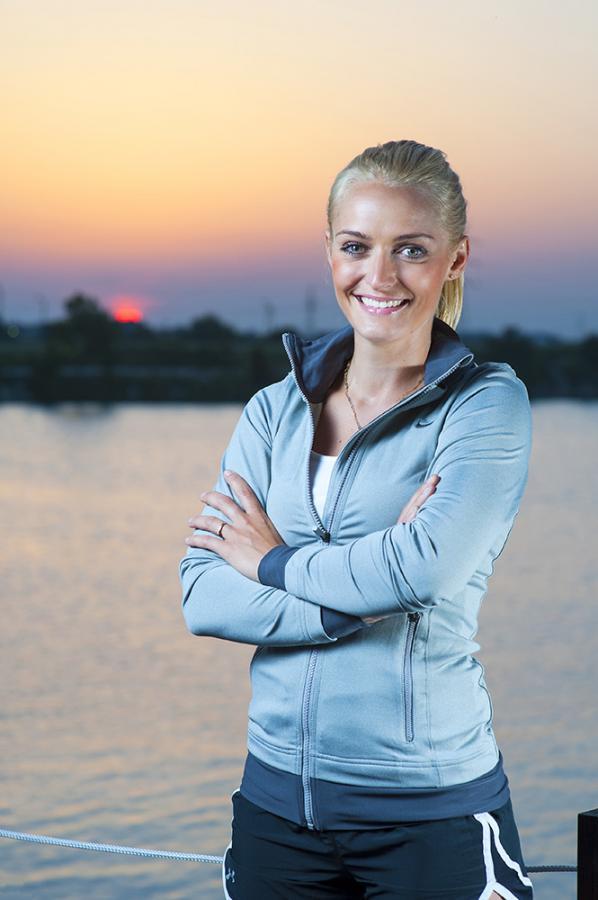 Aida Bella będzie pracować w GKS Katowice