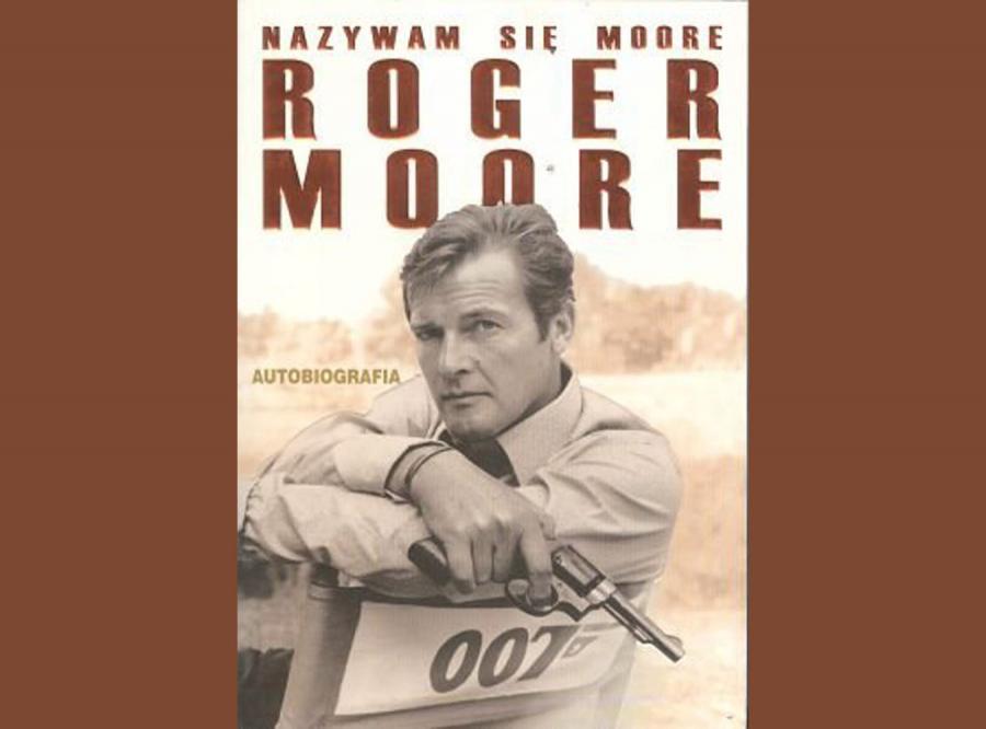 Ironiczne wyznania Rogera \'Bonda\' Moore\'a