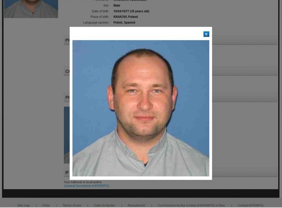 Ksiądz Wojciech Gil poszukiwany przez Interpol