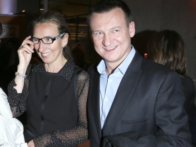 Robert Więckiewicz i Natalia Adaszyńska