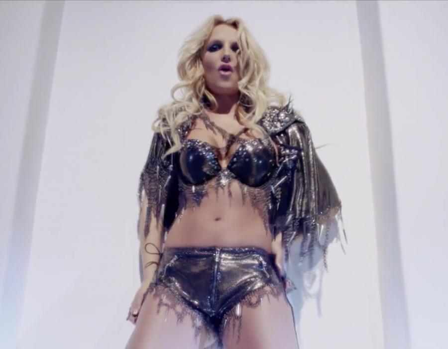 Britney Spears w klipie do \