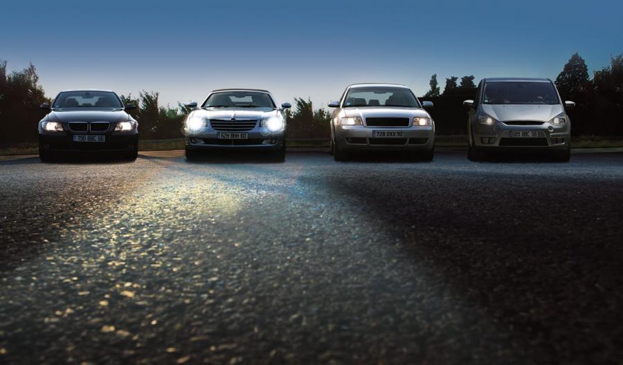 Co Polacy wiedzą na temat oświetlenia samochodowego