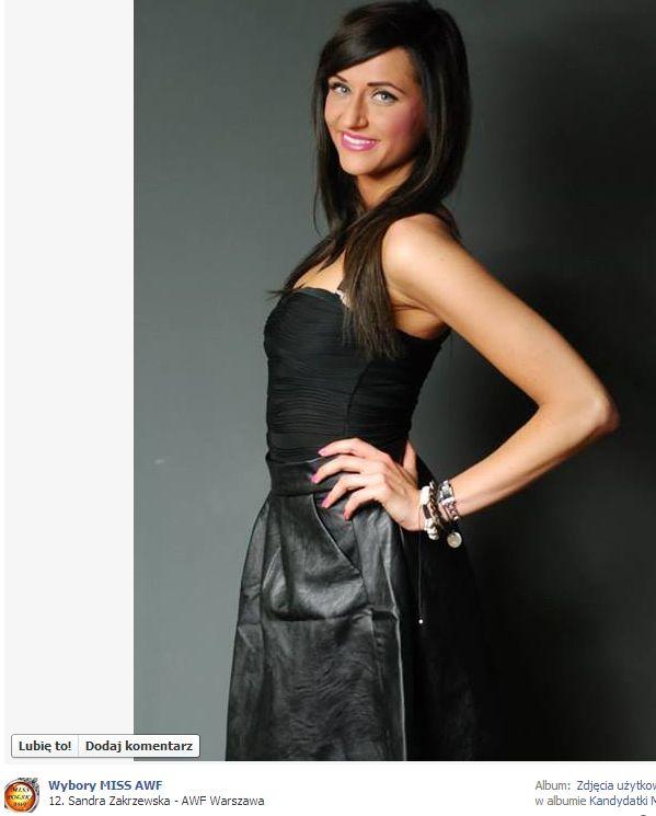 Wybory Miss Polski AWF 2013