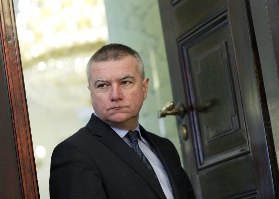 Rzecznik rządu Paweł Graś