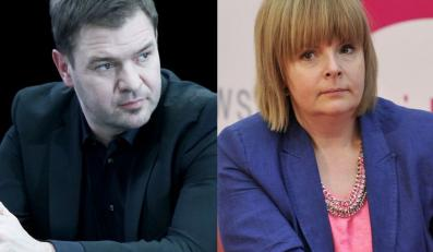 Tomasz Karolak, Karolina Korwin-Piotrowska