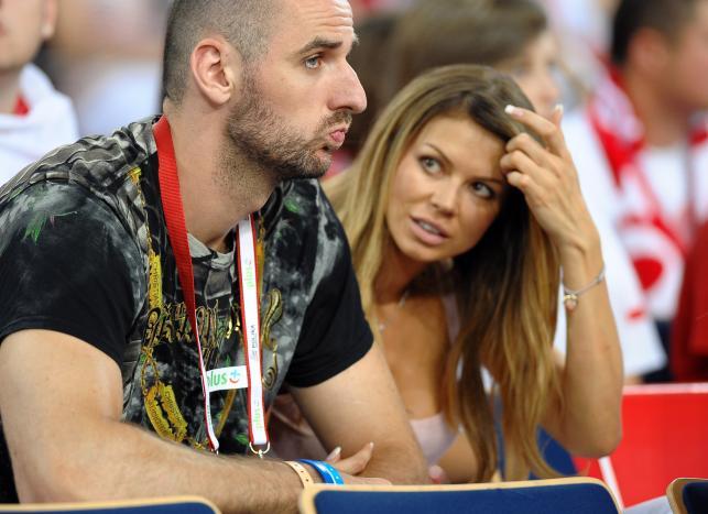 Marcin Gortat rozstał się ze swoją dziewczyną