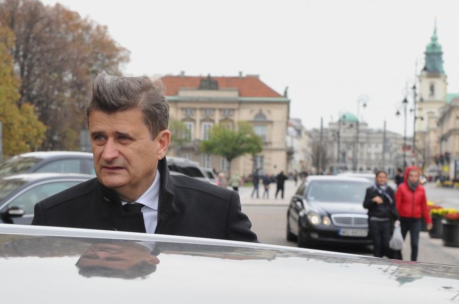 Lider Twojego Ruchu Janusz Palikot