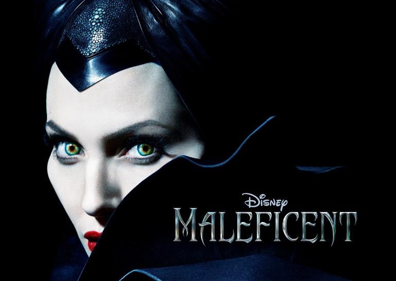 Angelina Jolie na plakacie \