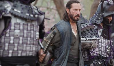"Keanu Reeves w filmie ""47 roninów"""