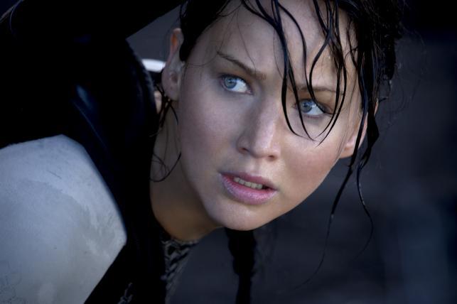 """Jennifer Lawrence w fimie """"Igrzyska śmierci: W pierścieniu ognia"""""""