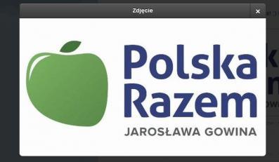 Logo nowej partii Jarosława Gowina