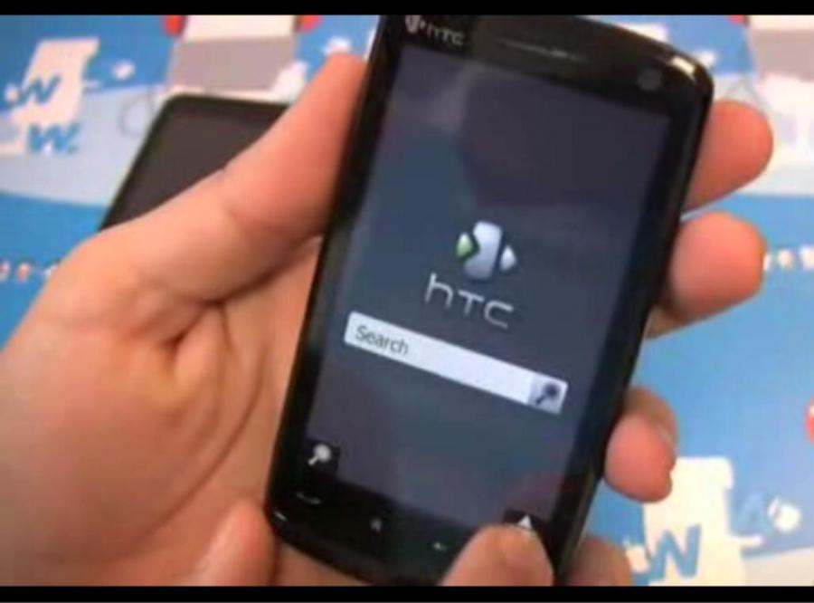 Wideo-porównanie smartfonów HTC, Apple i Samsunga