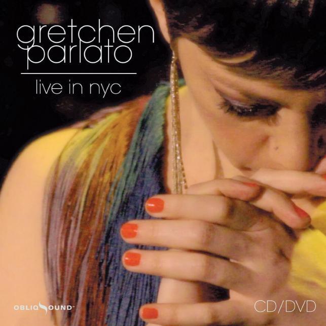 """""""Live in NYC"""" –Gretchen Parlato"""