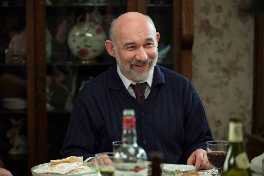 Andrzej Blumenfeld w filmie \