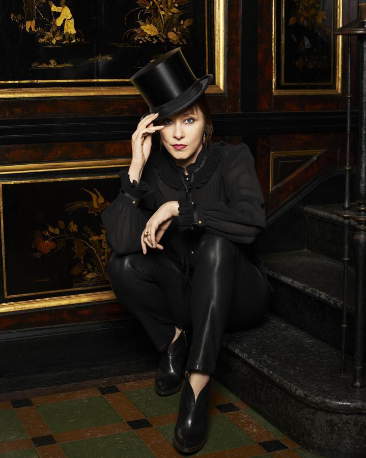 Suzanne Vega na zdjęciach z najnowszej sesji