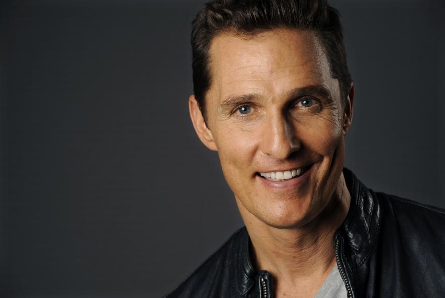 Matthew McConaughey w oscarowym klubie