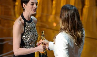"""Jared Leto odbiera Oscara za rolę w filmie """"Dallas Buyers Club"""""""