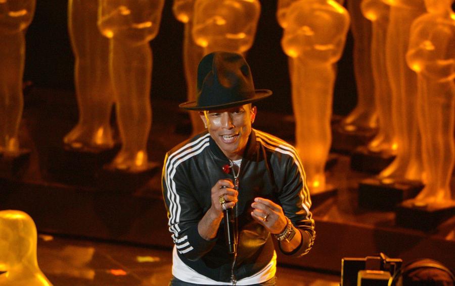Pharrell Williams i U2 bez Oscara