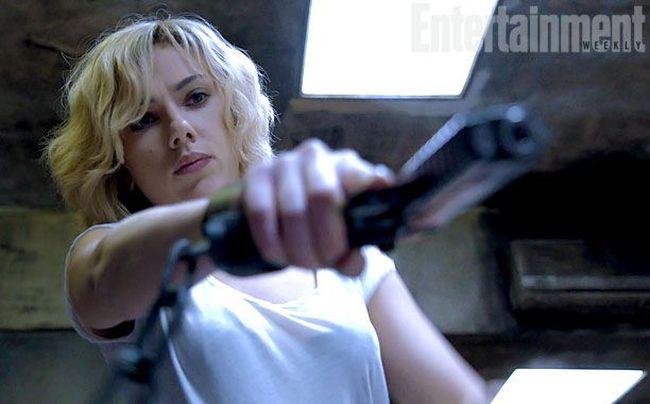 Scarlett Johansson w nowym filmie Luca Bessona \