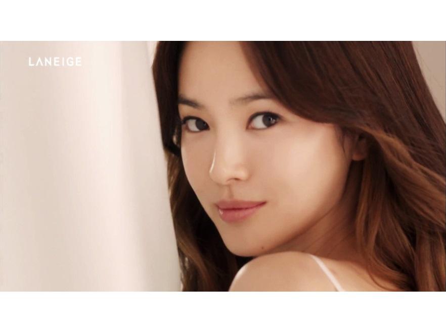Koreańskie piękności i ich sposoby na młody wygląd - Song Hye Kyo