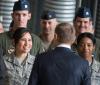 Donald Tusk w 32. Bazie Lotnictwa Taktycznego w Łasku