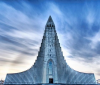Kościół HallgrÃmur, Islandia