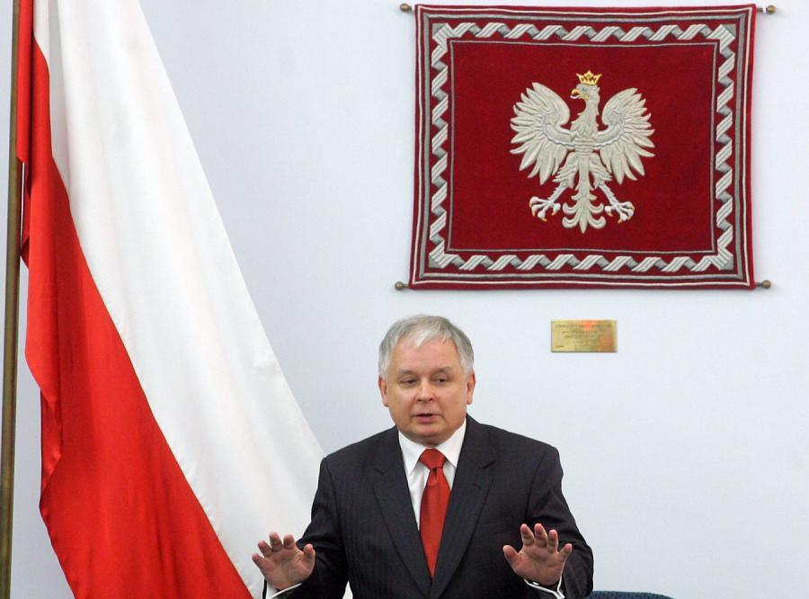 Prezydent popiera wprowadzenie w Polsce euro