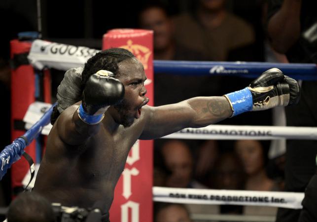 Bermane Stiverne mistrzem świata WBC