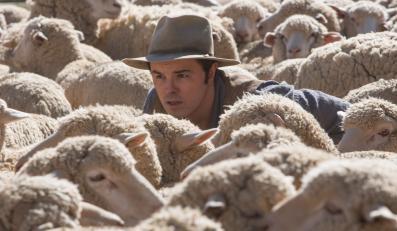 """Seth MacFarlane zna """"Milion sposobów, jak zginąć na Zachodzie"""""""