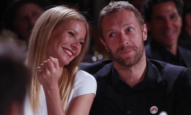 Gwyneth Paltrow i Chris Martin już osobno
