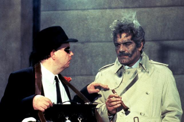 """10. """"Ściśle tajne"""" (""""Top Secret!"""", 1984, reż. David Zucker, Jerry Zucker)"""