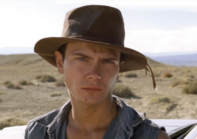 "River Phoenix wraca do kin w filmie ""Dark Blood"""