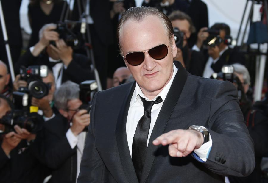Quentin Tarantino rusza z \