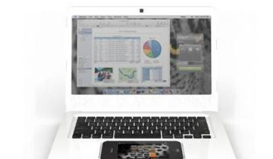 Laptop na bazie iPhone'a