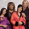 Tina Turner w koleżankami z gupy Beyond