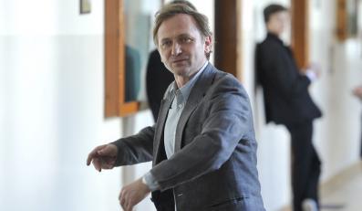 """""""Andrzej, Andrzej Chyra, co na scenie tyra"""""""