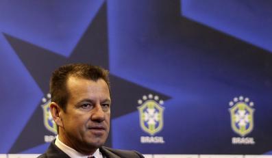 Carlos Dunga, trener reprezentacji Brazylii w piłce nożnej