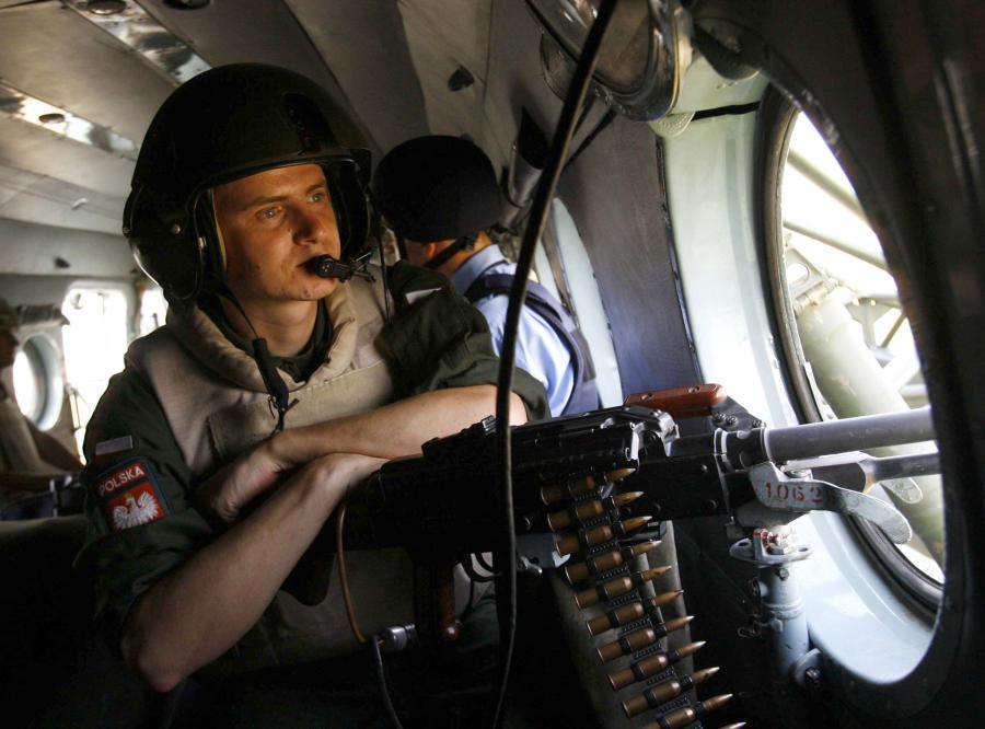 Kontyngent żołnierzy, który pojedzie do Iraku w styczniu, będzie ostatni