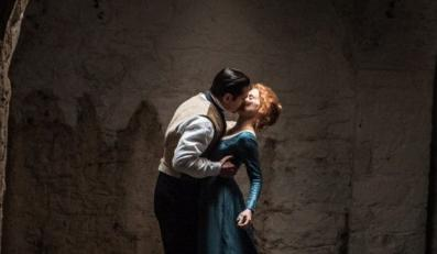 """Jessica Chastain i Colin Farrell w filmie """"Miss Julie"""""""