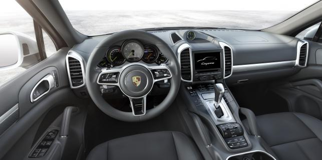 Porsche cayenne S E-Hybrid - to pierwsza hybryda plug-in w segmencie SUV premium
