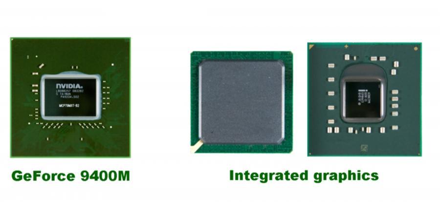 9400M ma mieć pięć razy wyższą wydajność niż układy Intela