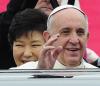 Papież Franciszek w Korei Południowej
