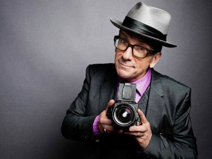 Elvis Costello wziął udział w projekcie The New Basement Tapes