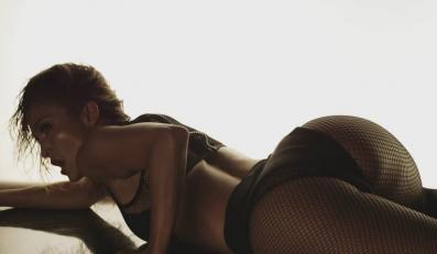"""Jennifer Lopez w klipie do """"Booty"""""""