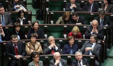 Projekt ustawy dezubekizacyjnej PiS przepadł w głosowaniu
